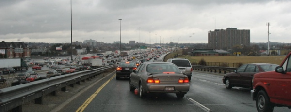 401 and 400 Cars Pollution